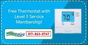 Free Thermostat Special