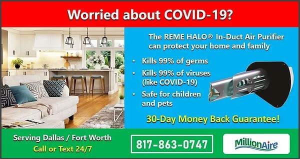 Worried about Covid-19 Special