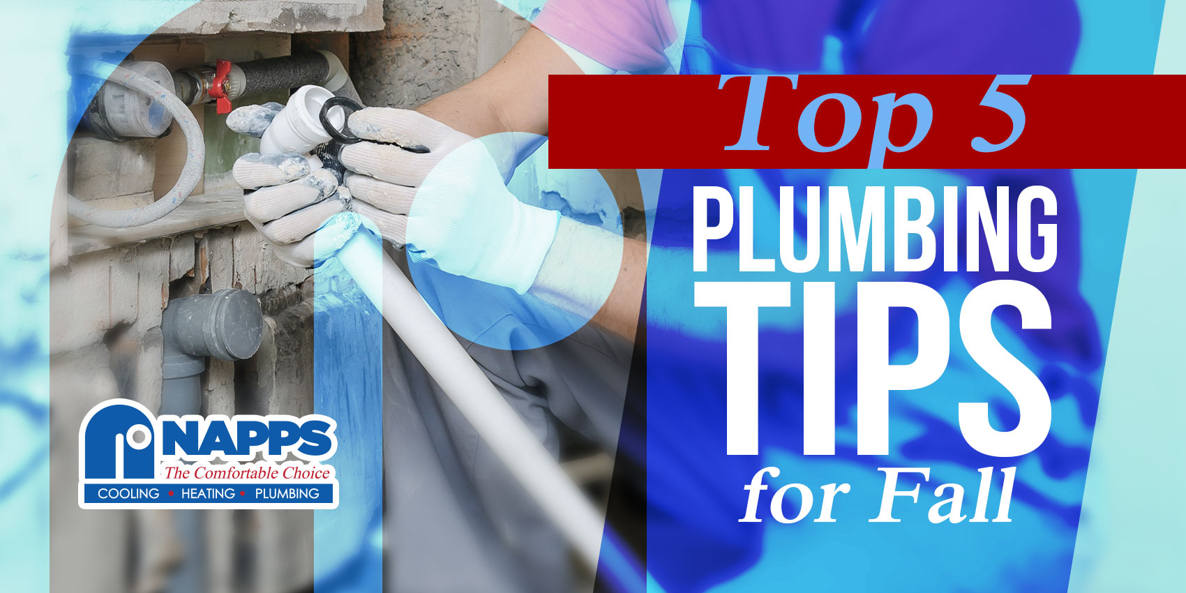 Top 5 Plumbing Tips for Fall