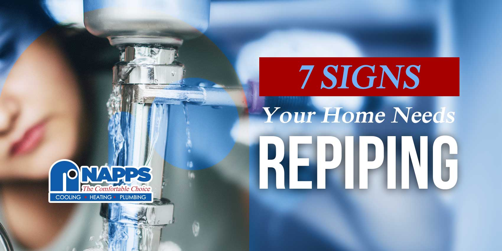 7 Signs Your Home Needs Repiping