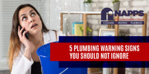 5 Plumbing Warning Signs You Should Not Ignore
