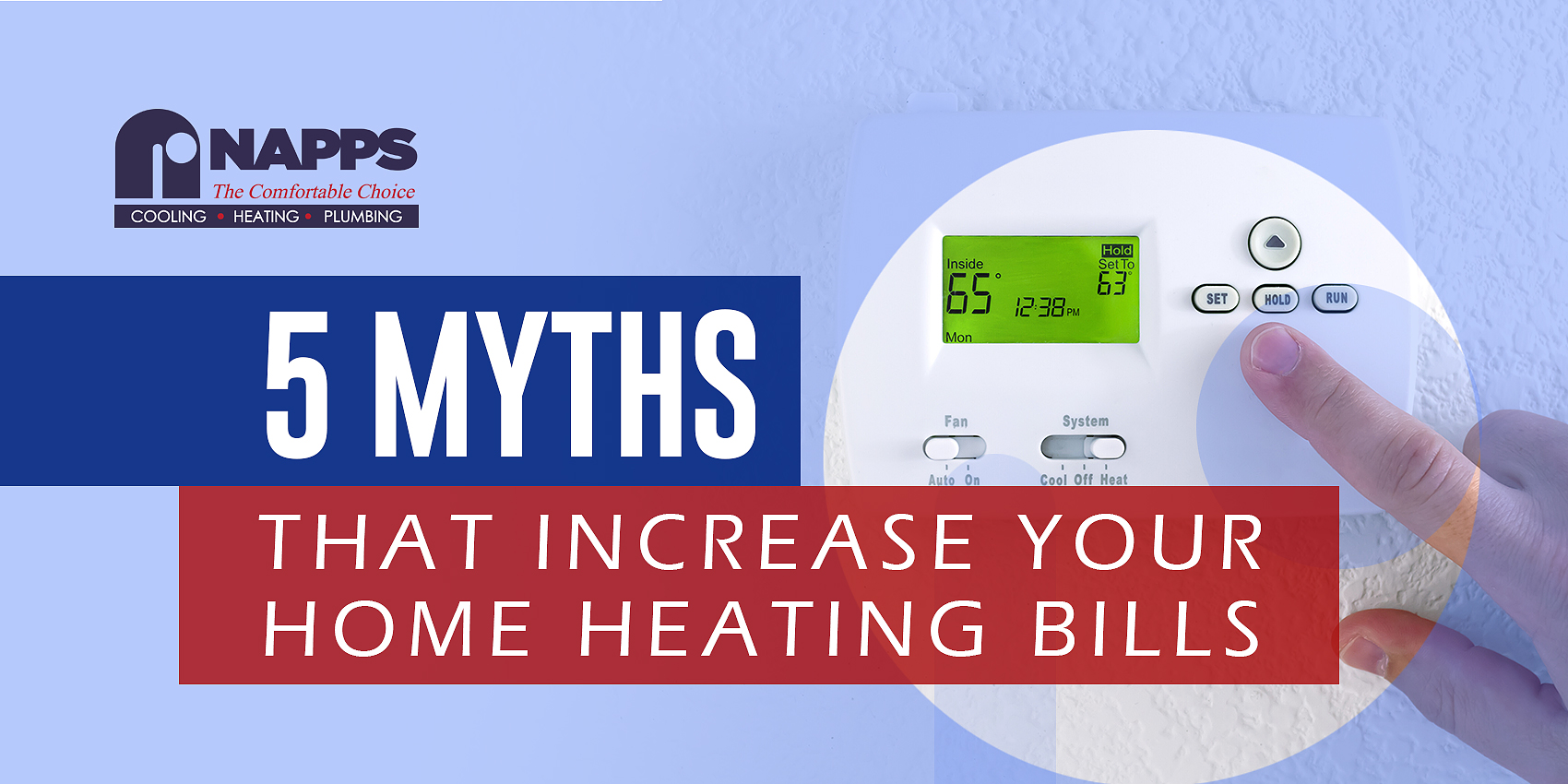 5 Myths That Increase Your Home Heating Bills
