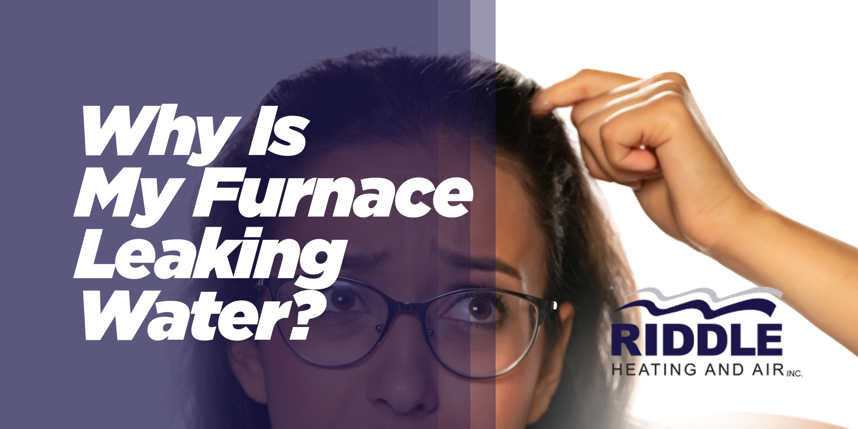 Why Is My Furnace Leaking Water?