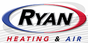 Ryan Heating & Air logo