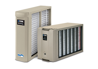 YORK media air cleaners