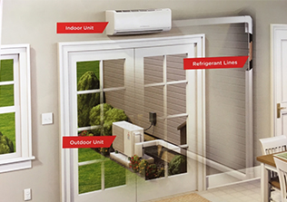 ductlss air conditioner