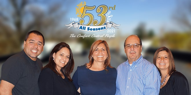 All Seasons Air Conditioning About Us West Babylon, NY