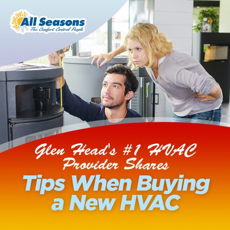 tips when buying new HVAC