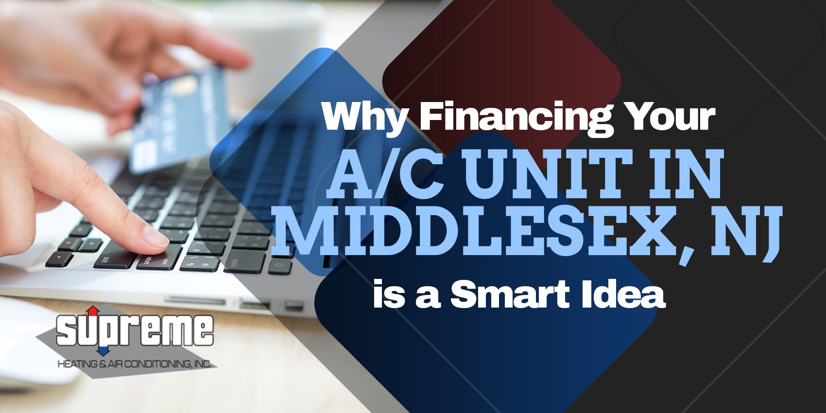 Why Financing A/C Unit in Middlesex, NJ is a Smart Idea