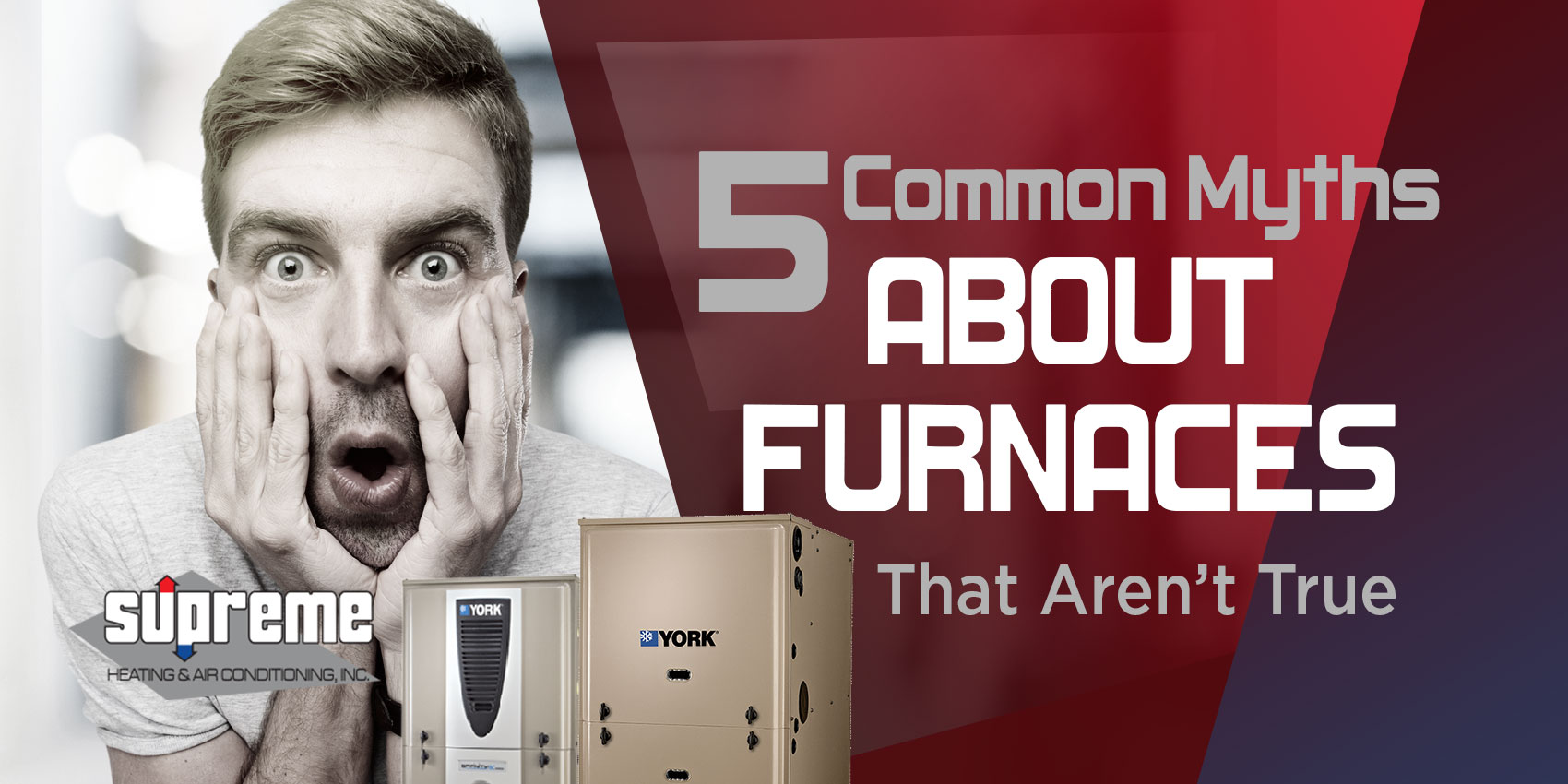 5 Common Myths About Furnaces That Aren't True