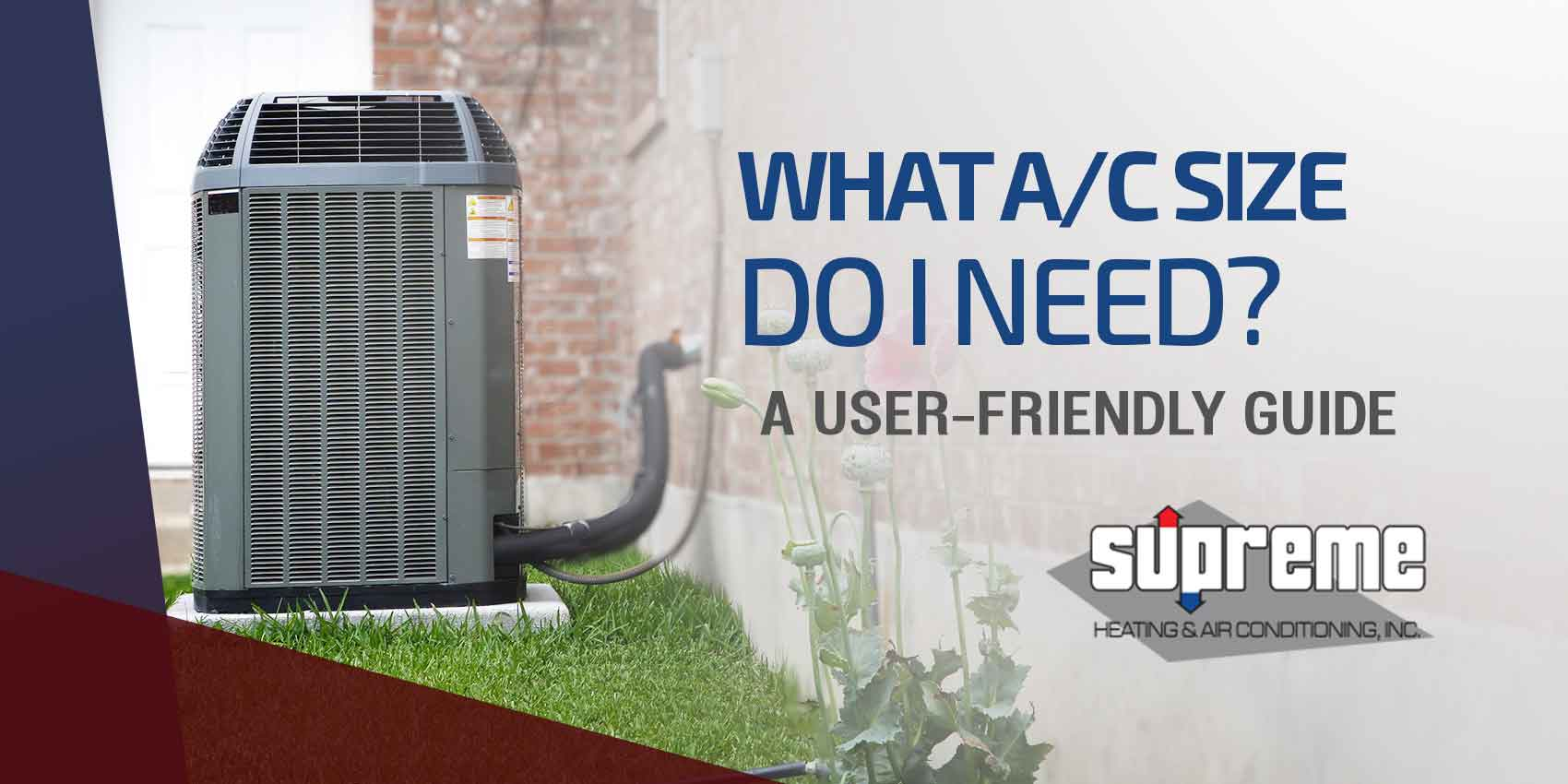 What A/C Size Do I Need? A User-Friendly Guide