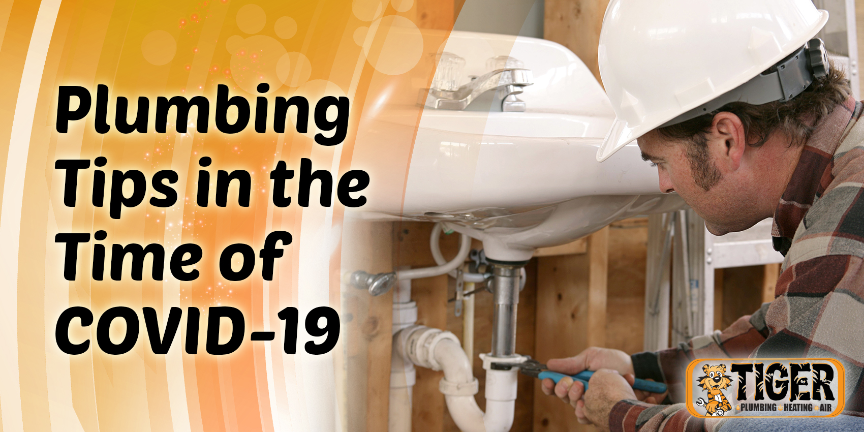 Plumbing Tips in the Time of COVID-19
