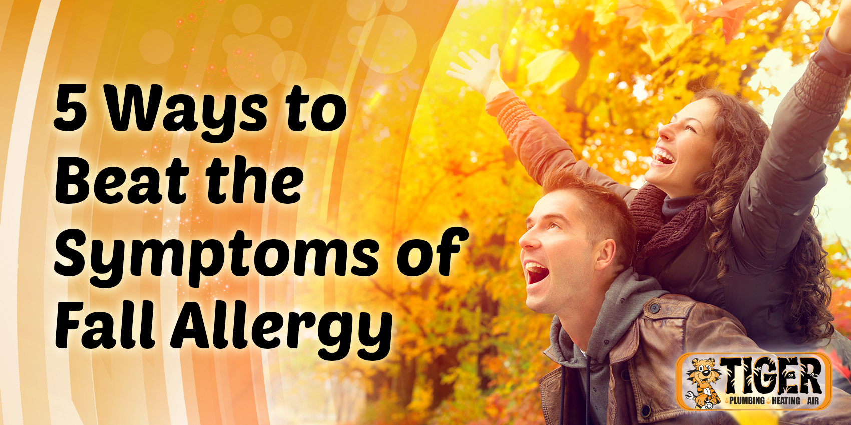 5 Ways to Beat the Symptoms of Fall Allergy
