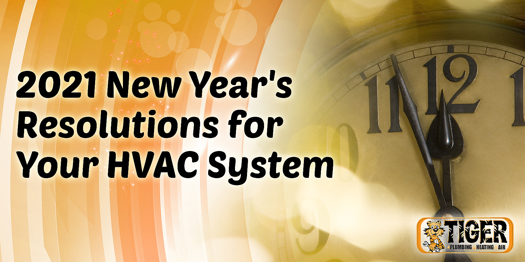 2021 New Year's Resolutions for Your HVAC System